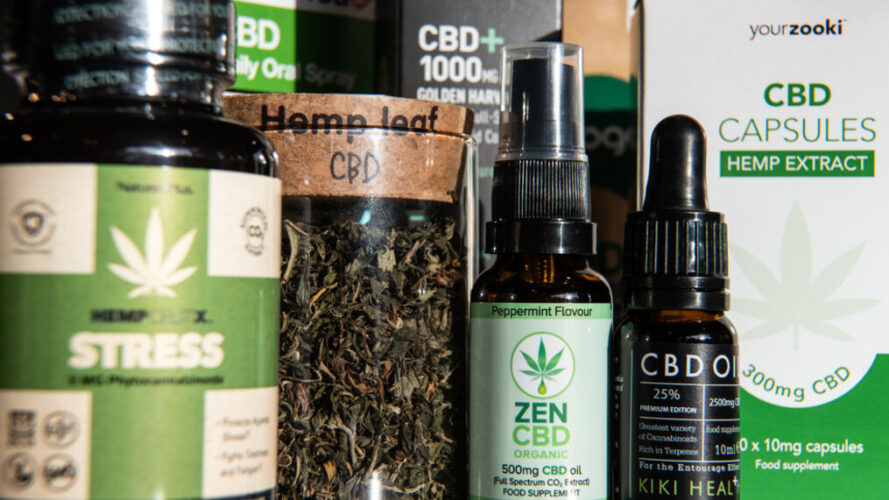 Reasons Laugh On Your CBD Products