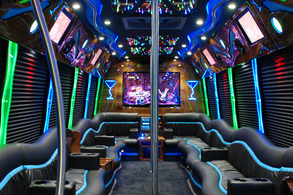 Renting a Party Bus For Cognitive Healing